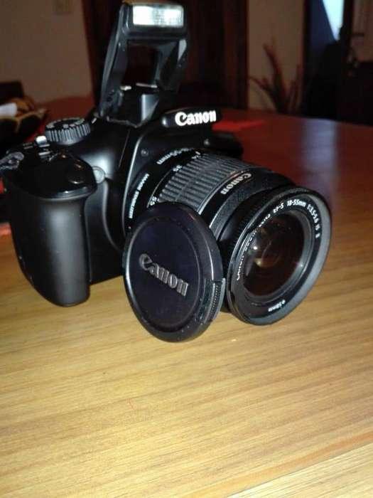Cámara Canon Eos Rebel T3 Dslr Ef S 1855mm