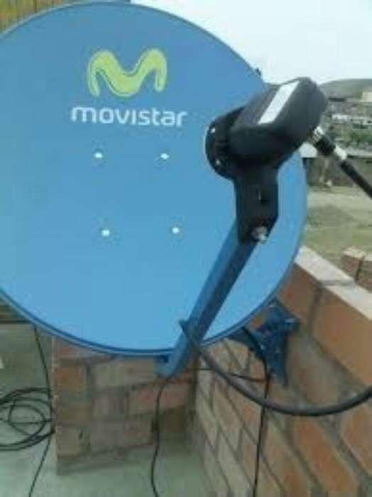 Instalador de Movistar Tv