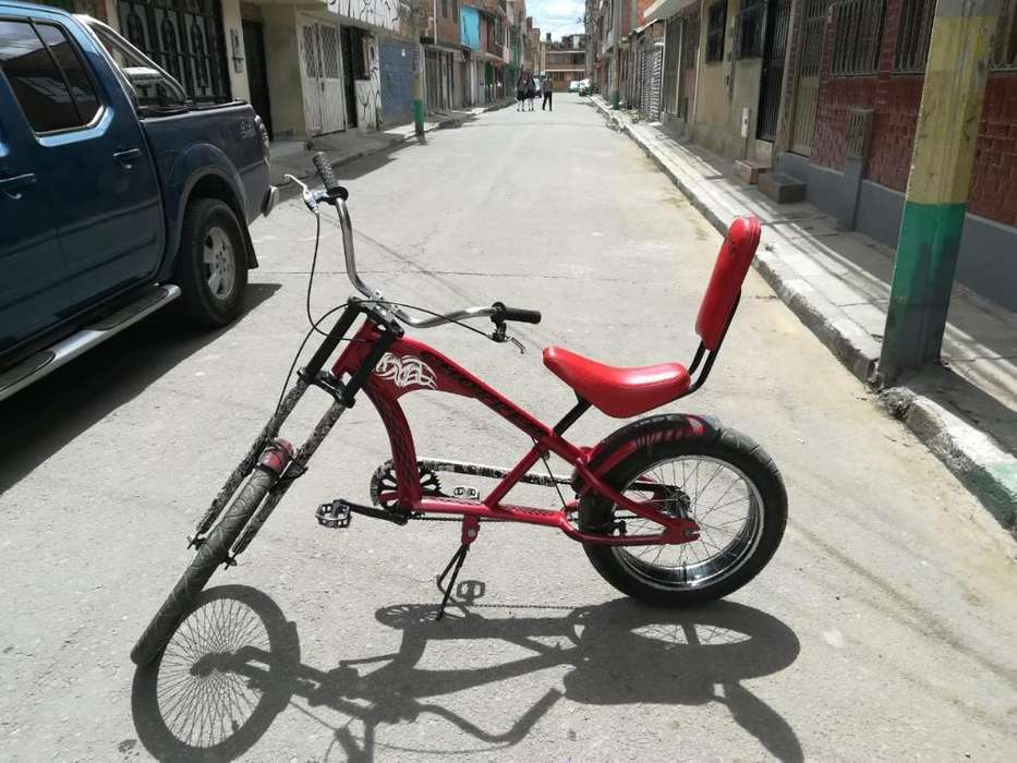 Bicicleta Chopper en Perfecto Estado