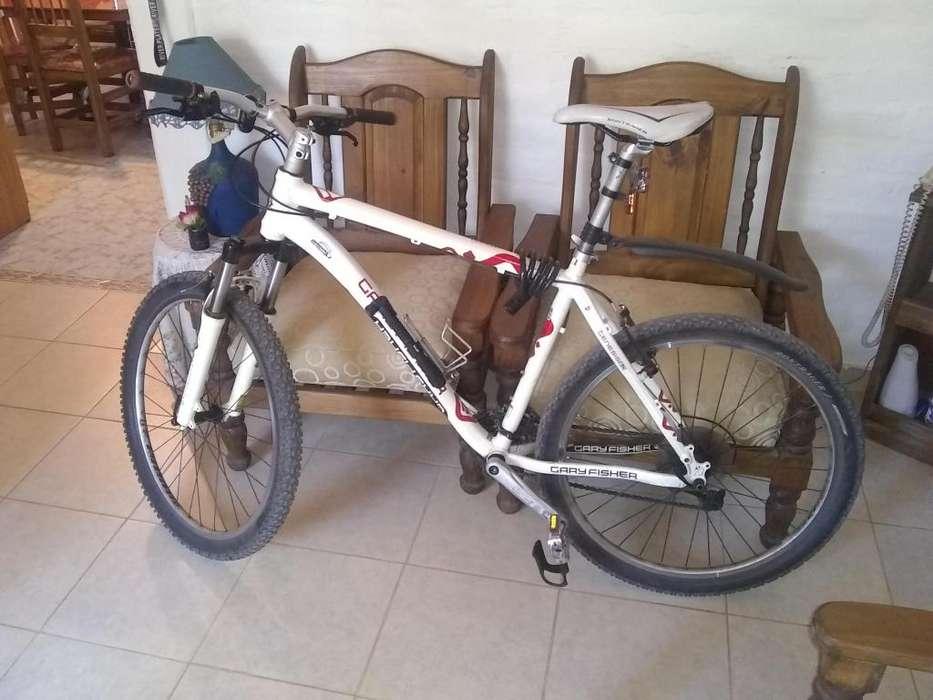 Vendo Bicicleta Mtb GARY FISCHER