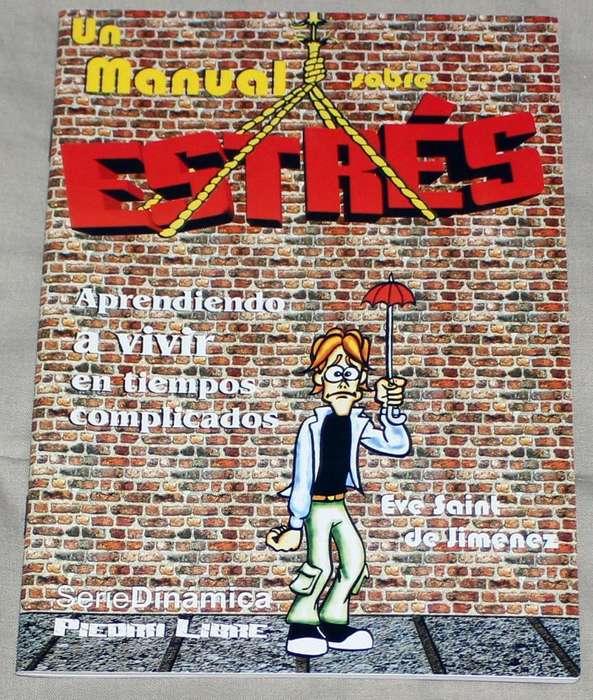 Libro Manual sobre Estrés Eve Saint
