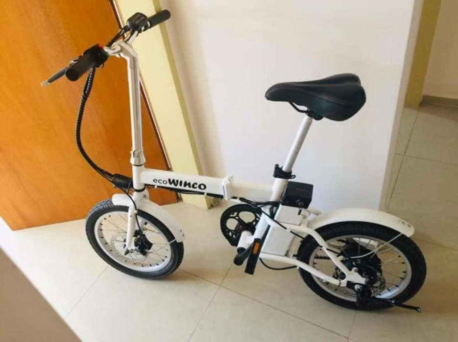 Vendo Bicicleta a Bateria Pegable Rod 16