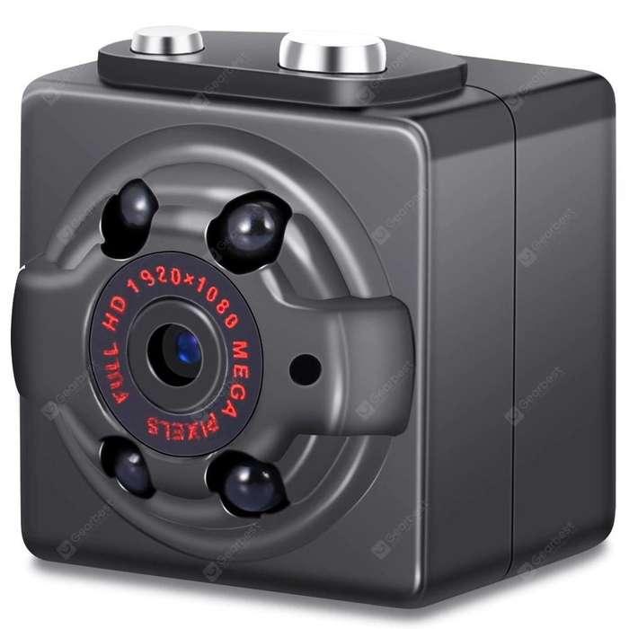 SQ8 Mini Camara Espia V.nocturna 1080p Fhd Hasta 32gb Accesorios