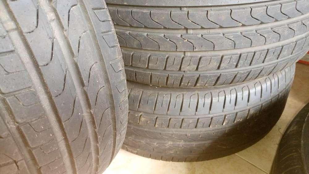 Kit 4 <strong>neumatico</strong>s Pirelli P7 Cintu 215 50 R17 Focus