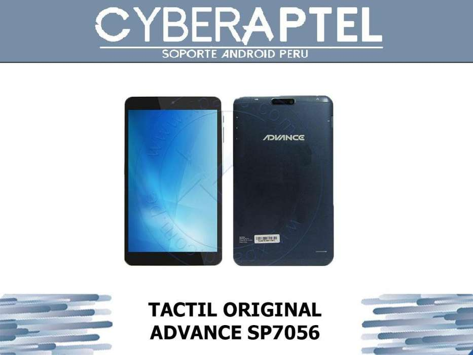tablet l advance sp 7056 tactil original
