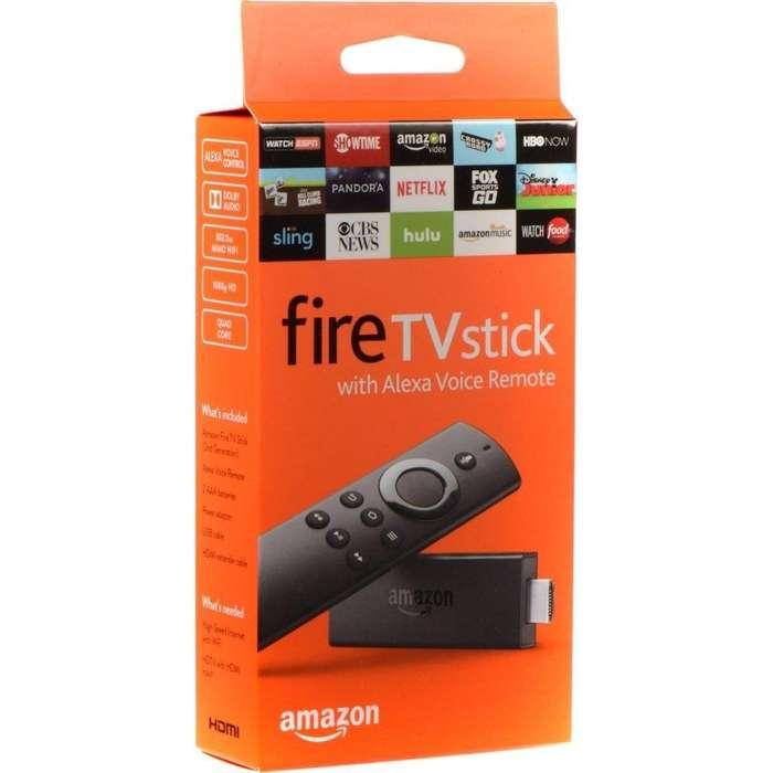 CHROMECAST FIRE TV STICK AMAZON
