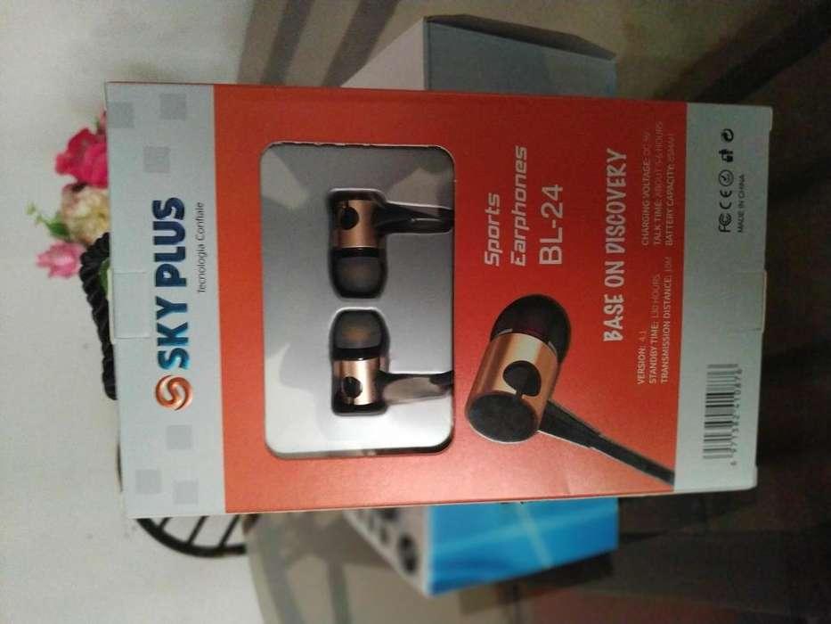 Audífonos Usb Inalámbricos Bl24, 26, 27