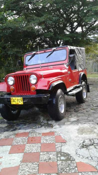 JEEP Willys 1964 - 951996 km
