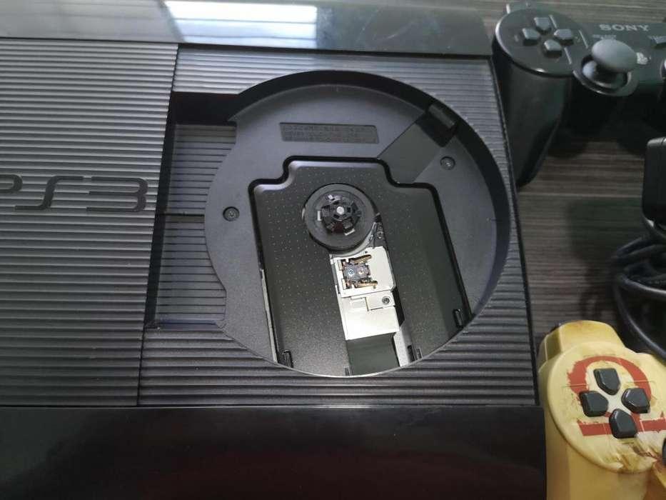 Playstatión 3, GANGA, perfecto funcionamiento con disco duro 650 GB