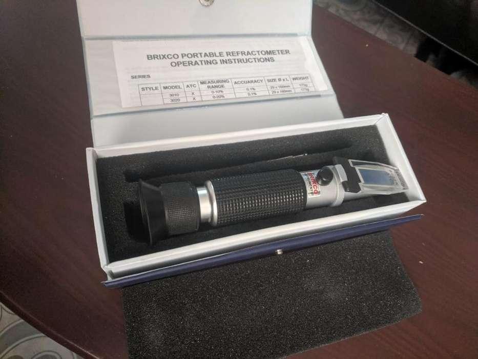 Refractometro Brixco 0 - 32