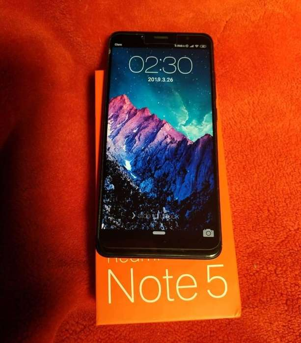 Xiaomi Redmi Note 5 de 4 GB