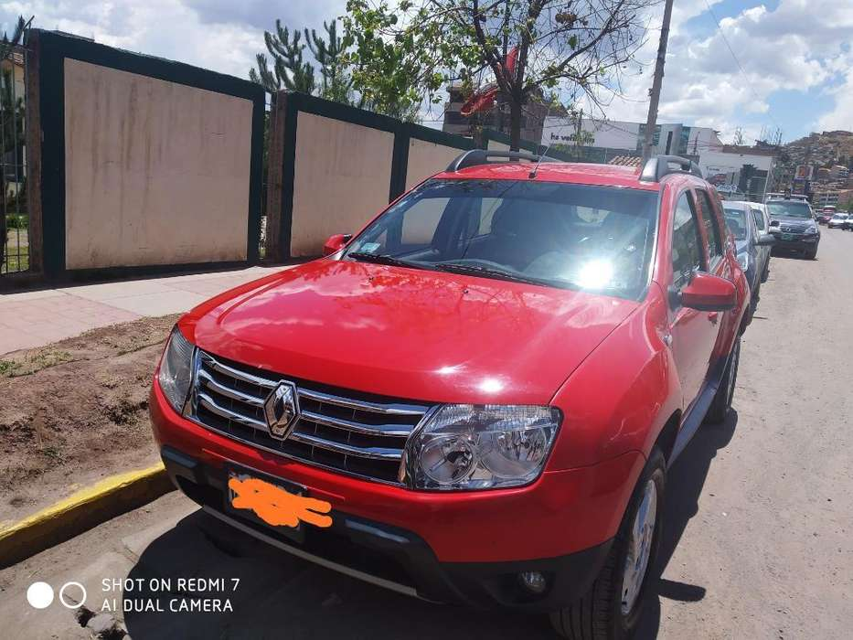 Renault Duster 2016 - 39000 km
