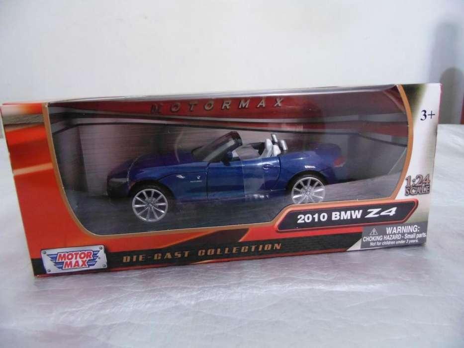 BMW Z4 2010 escala 1:24