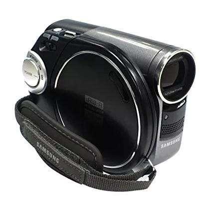 ¡regalado! Videocámara Samsung Mini Dvd Scdc173u usada