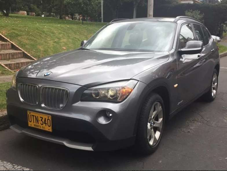 <strong>bmw</strong> X1 2010 - 64900 km