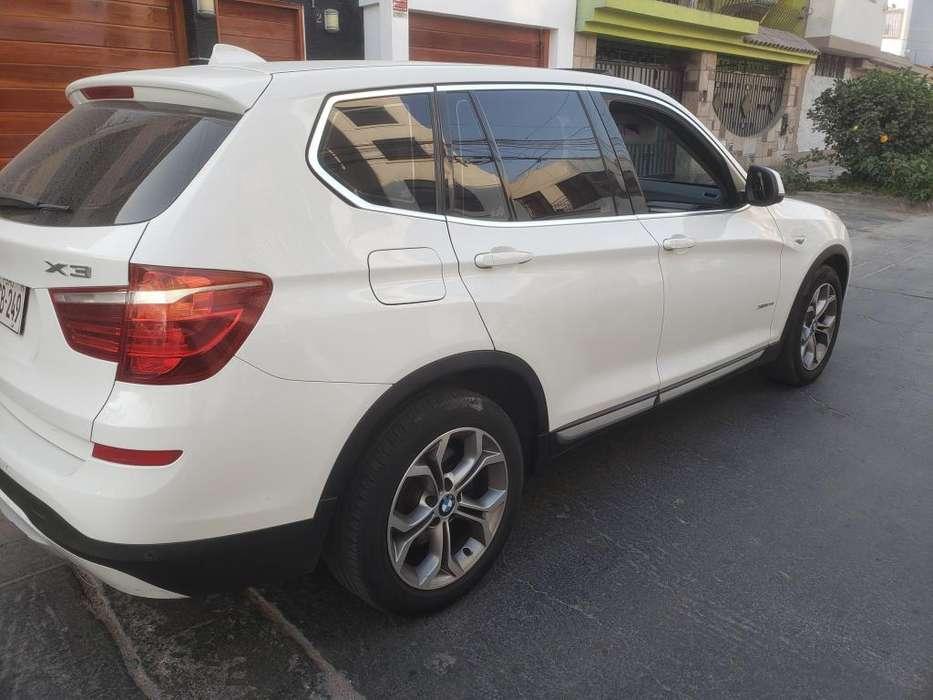 BMW X3 28i 2016 - 37000 km