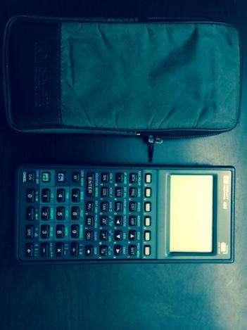 Vendo <strong>calculadora</strong> HP 48 G 32 K