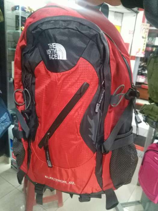 Mochila North Face Impermeable