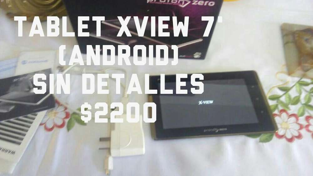 Xviev 7''(android)