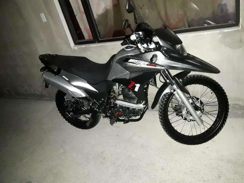 Moto Todo Terreno Z1