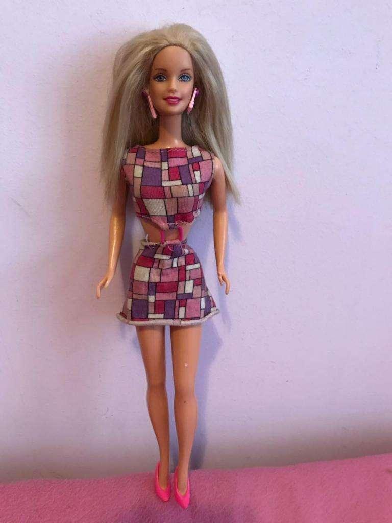 Barbie discoteca