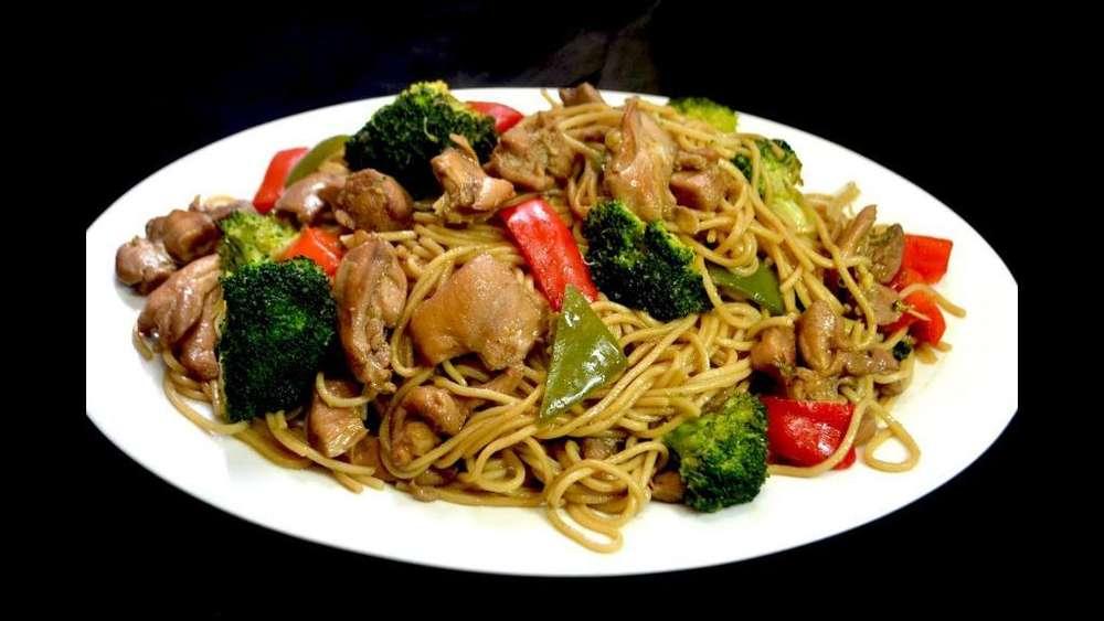 Cocinero para Comida China