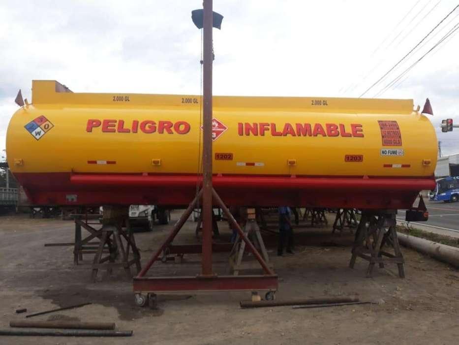 Tanque 6000 gls