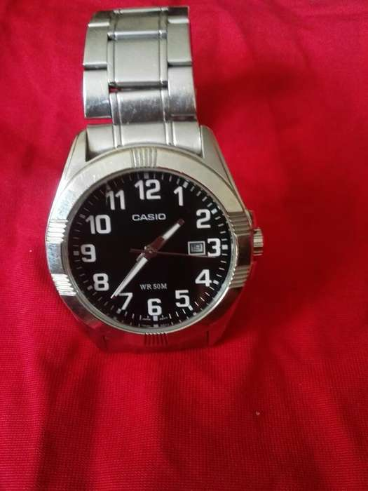 Cambio Reloj Casio Recibo Ofertas