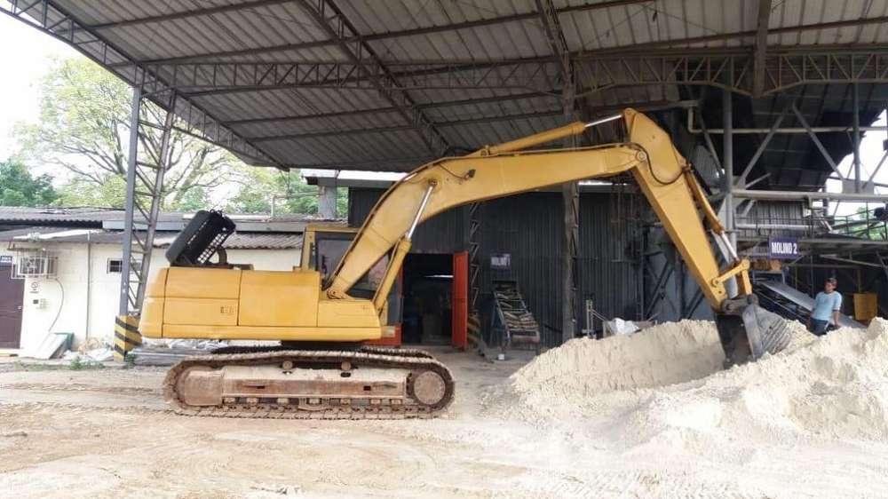 Retro Excavadora