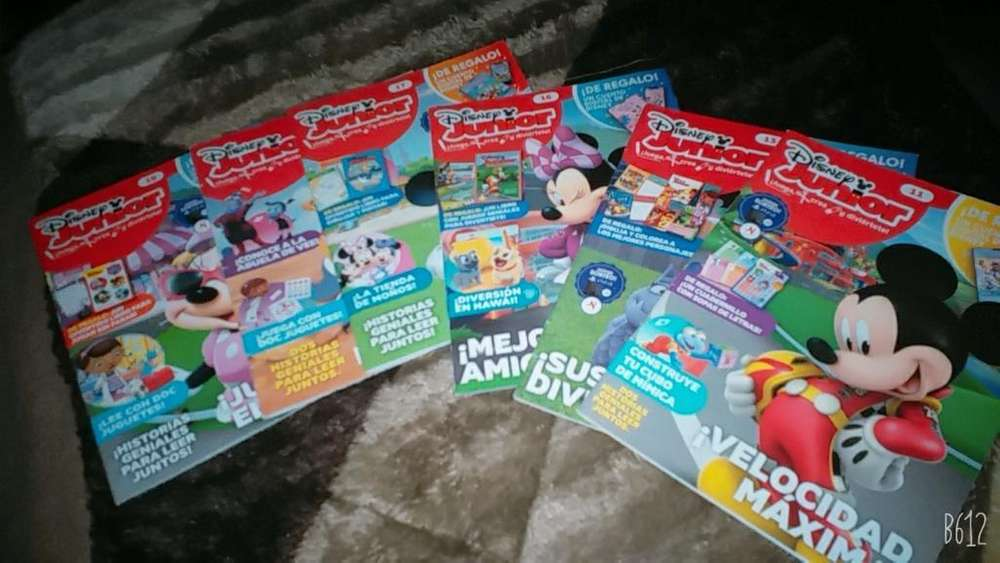 <strong>revistas</strong> Disneyjunior Nuevas
