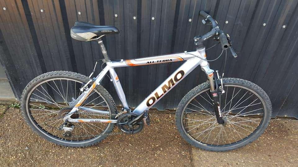 Vendo bicicleta Olmo impecable