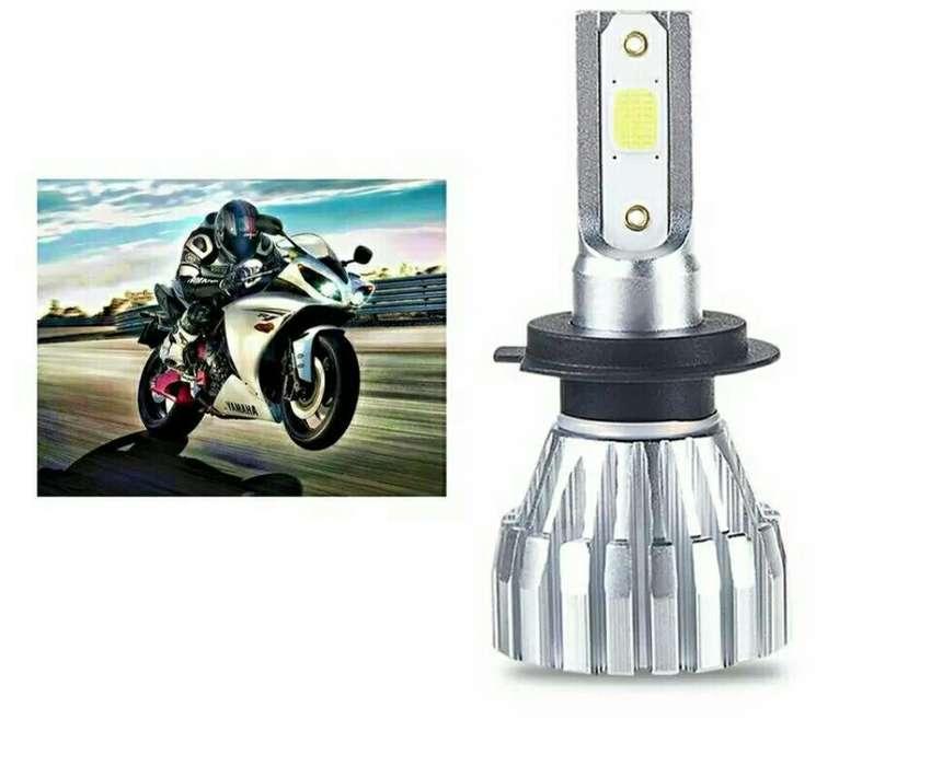 Bombillo Led Moto 12 V 5000 Lumens