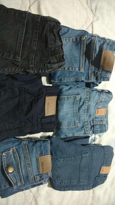 Lote de Jeans Mimo Y Cheky