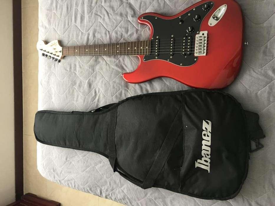 Guitarra elctrica fender squier