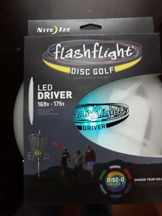 Flashflight Disc Golf Led Driver