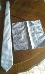 Corbata Y Pañuelo The Harding