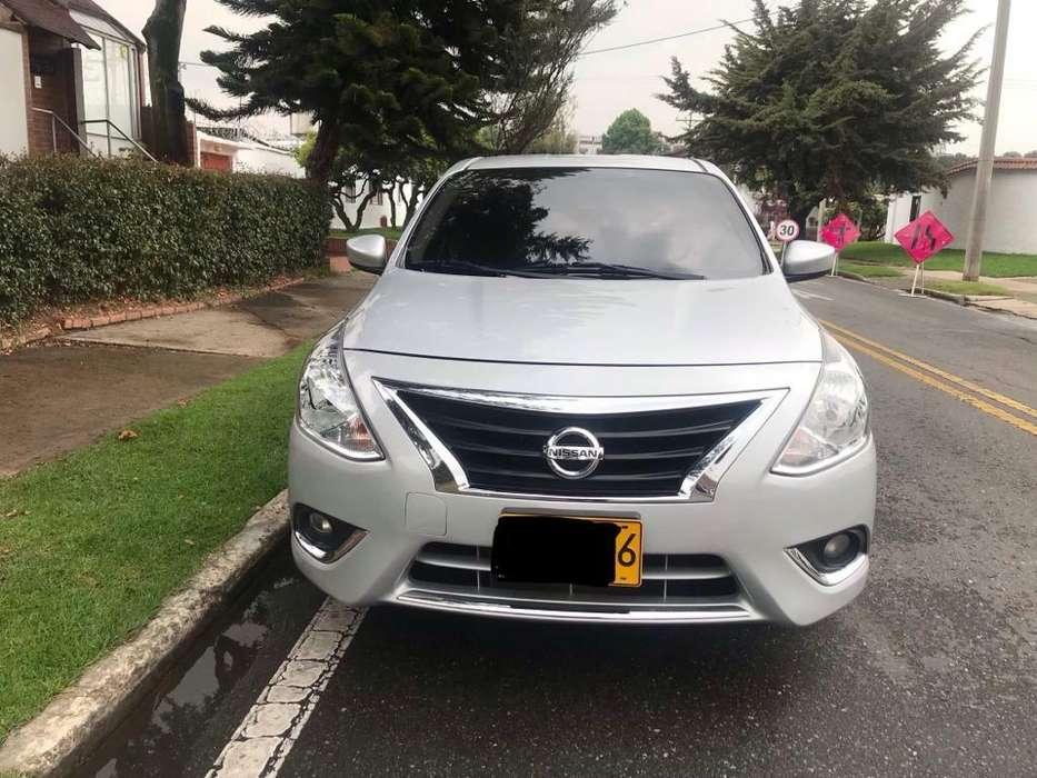 Nissan Versa 2016 - 42000 km