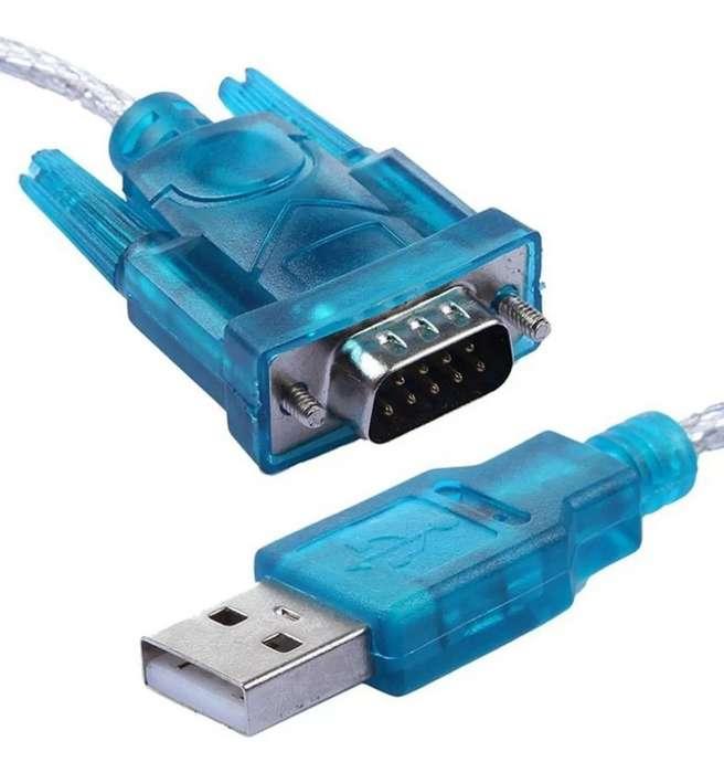 Cable Adaptador Rs232 Puerto Serie A Usb Zona Alto Rosario BLASTER PC
