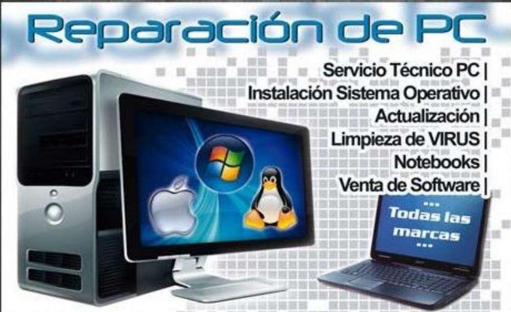 Servicio Tecnico Impresoras Laptop