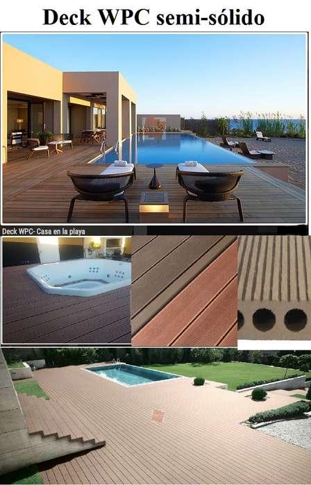 Pisos para exteriores, ideales para solariums, piscinas, terrazas, patios, etc