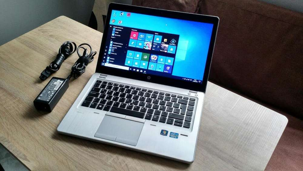 Laptop Hp Folio Intel Core I5,iluminado