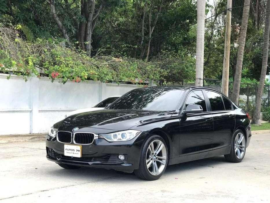 BMW Série 3 2013 - 66000 km