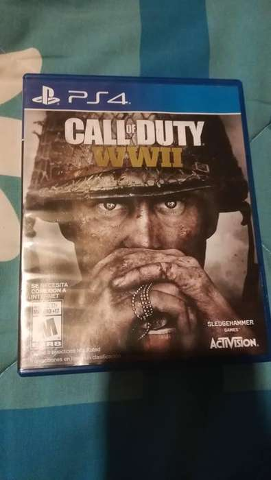 call of duty WWII Quito
