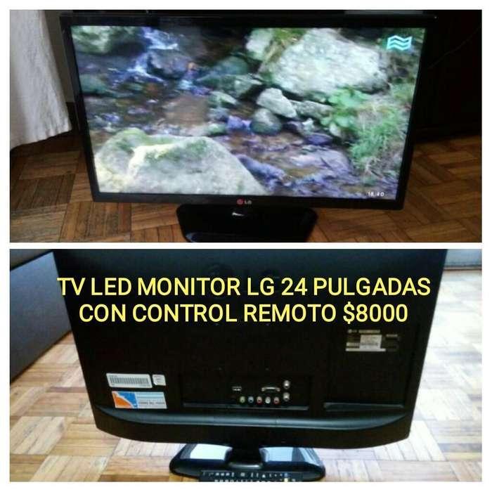 <strong>televisor</strong> Lg 24 Pulgadas