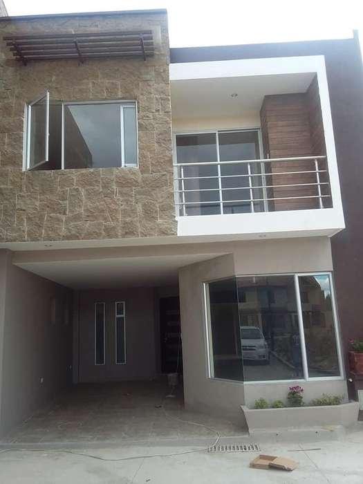 Vendo Casa a Estrenar.en Ricaurte