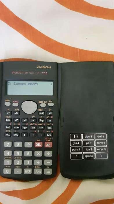 Calculadora para Copiar en Examenes