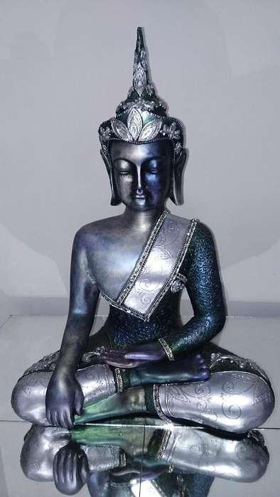 Buda en Ceramica