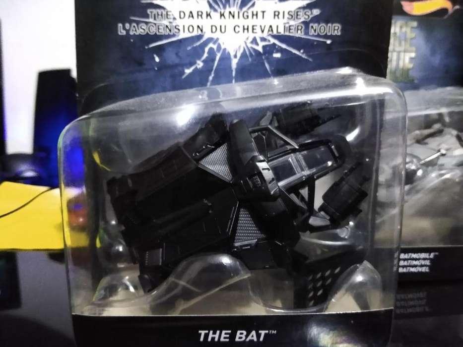The Bat The Dark Knight Rises Batman