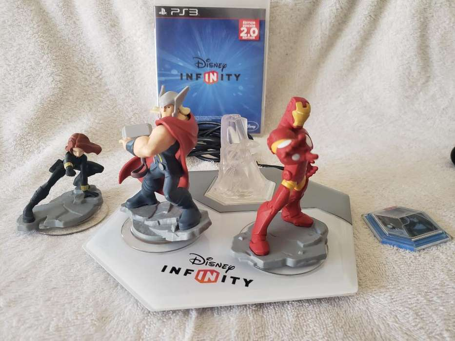 Disney Infinity Impecable Marvel