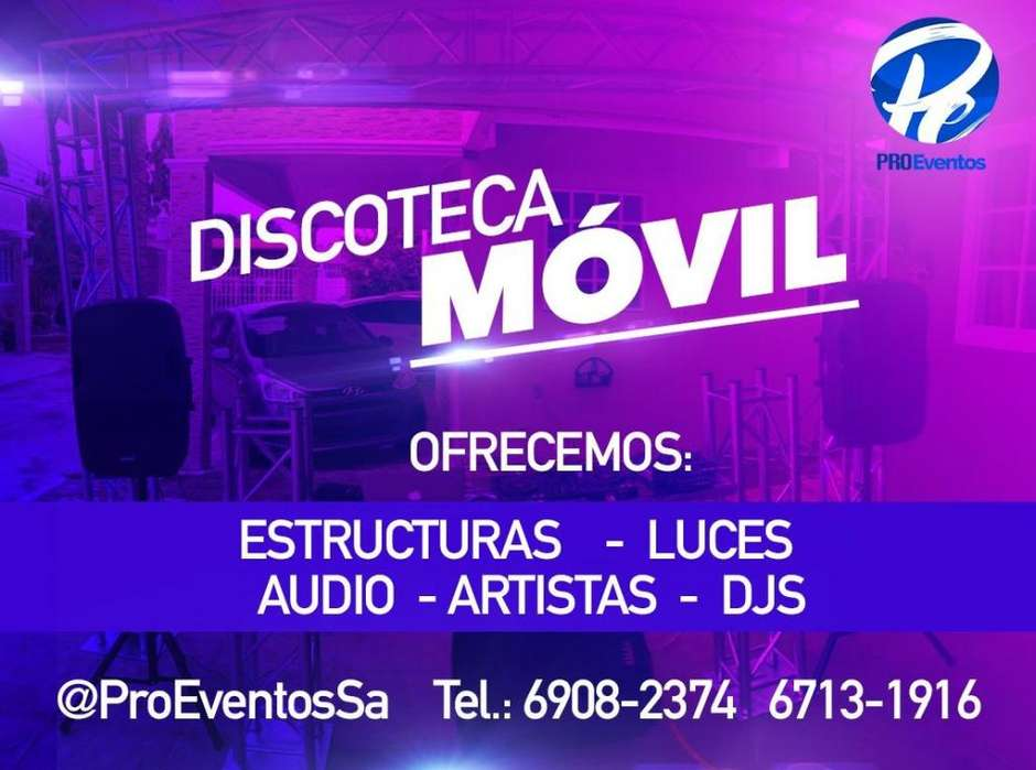 Pro Eventos S.A CHAT 69082374